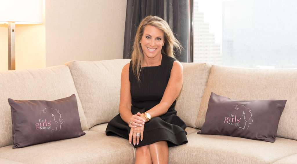 Shelley Zalis, Founder of The Girls' Lounge, CEO The Female Quotient (TFQ)