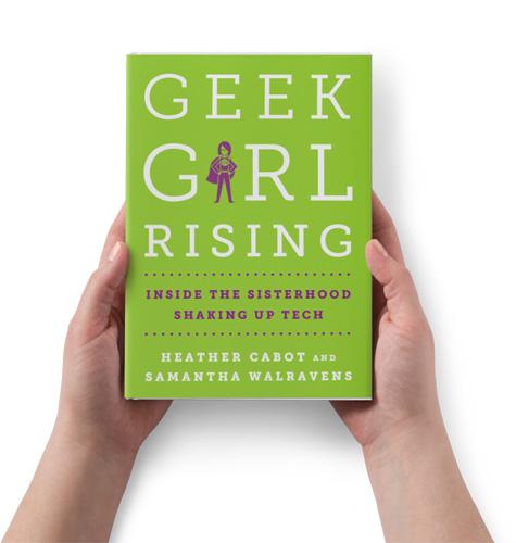 Geek Girl Rising Book