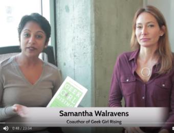 Youtube Femgineer Interview Samantha Walravens